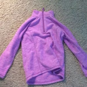 A pullover